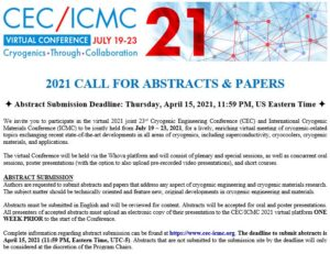 Click on the image to open the Call for Abstracts in PDF format.